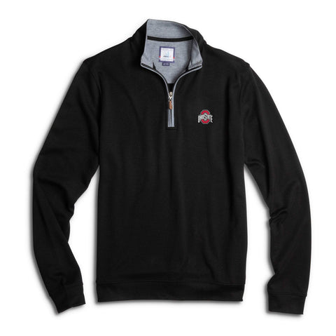 Ohio State University Sully 1/4 Zip Pullover