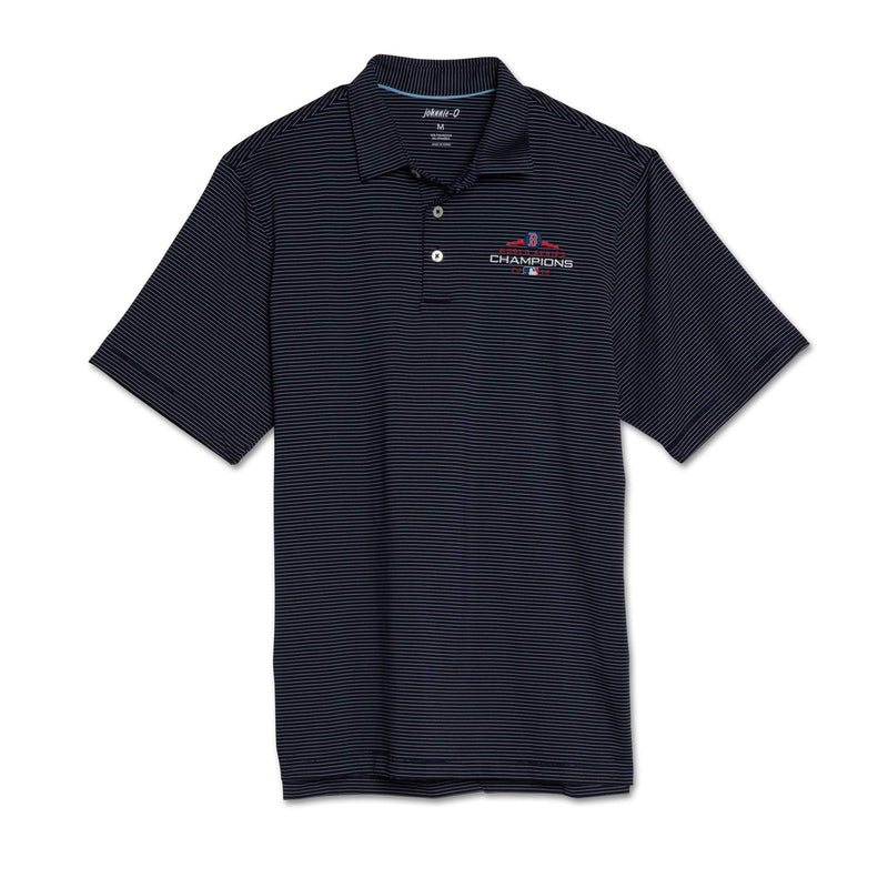 Red Sox 2018 World Series Champs Albatross PREP-FORMANCE Polo