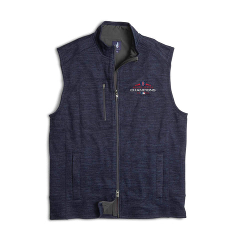 Red Sox 2018 World Series Champs Tahoe Vest