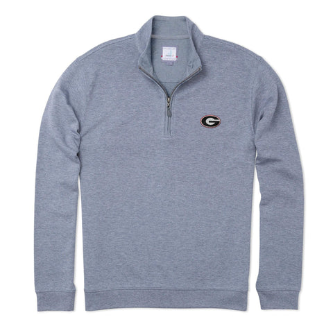 University of Georgia Sully 1/4 Zip Pullover