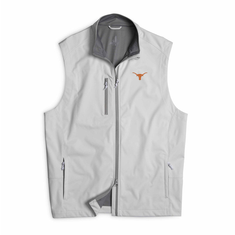 University of Texas Crest 2-Way Zip Front Wind Vest