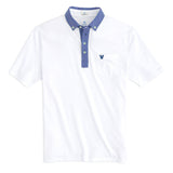 Villanonva University Original 4-Button Polo - Teague