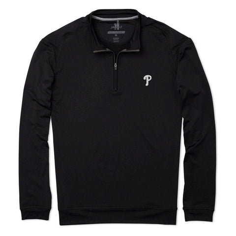 Phillies Flex 1/4 Zip Pullover