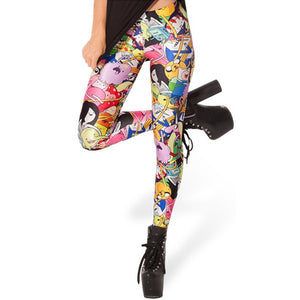 Adventure Time Jake Leggings