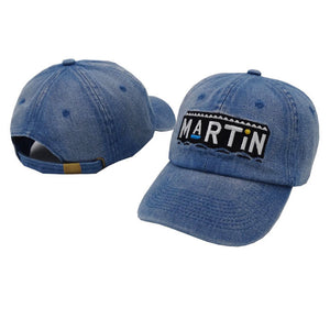"""Martin"" themed Dad Cap"