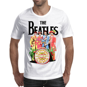 Beatles Cartoon tshirts