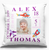 Flying w/photo Pillow (insert incl.) 16x16 - Family Keeps