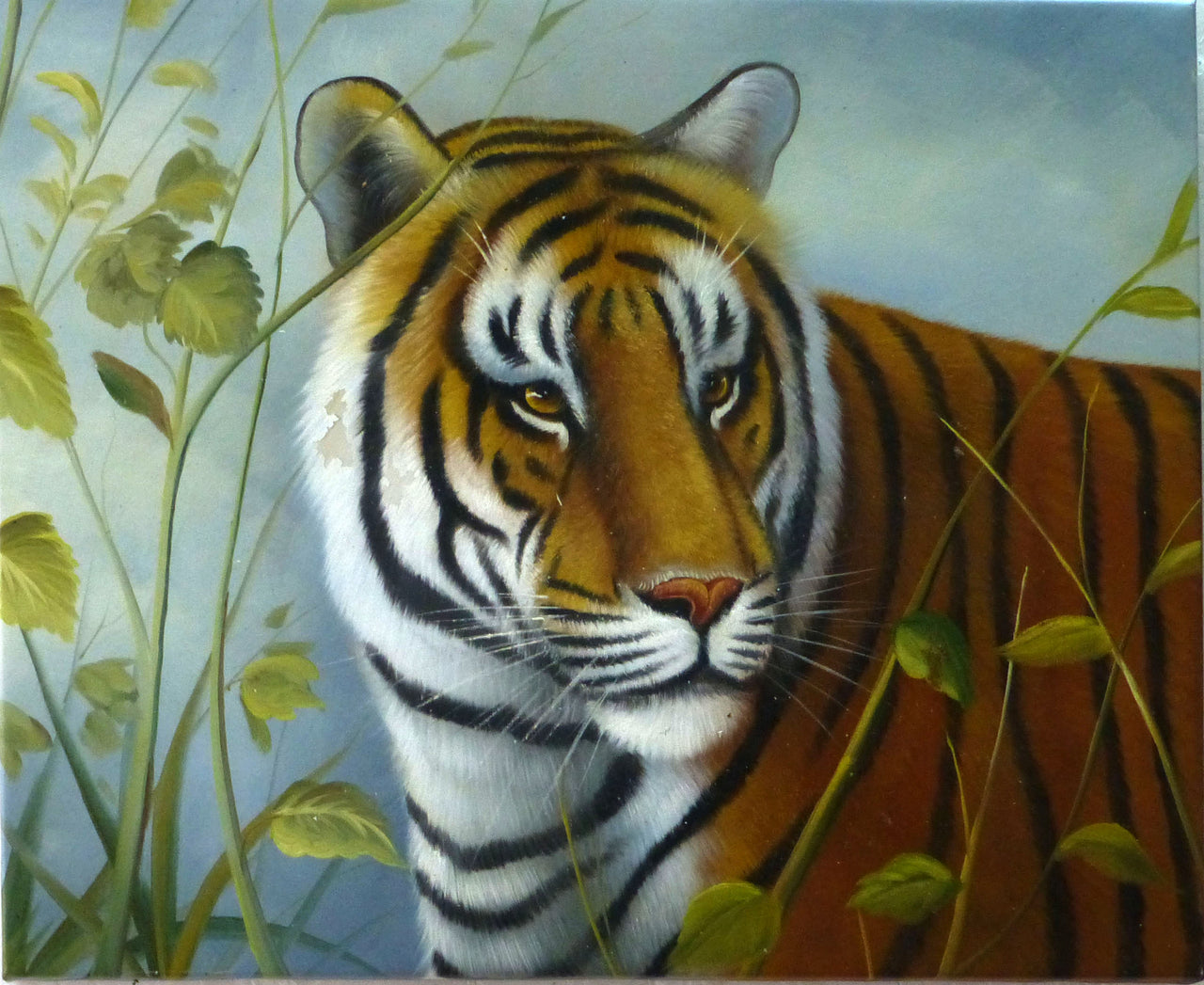 "AN2413658 - 20""x24"" Original Oil Painting"