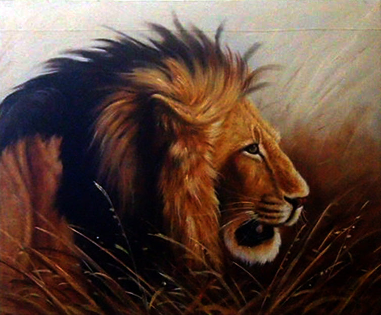 "AN2418870 - 20""x24"" Original Oil Painting"