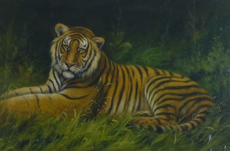 "AN3610250 - 24""x36"" Original Oil Painting"