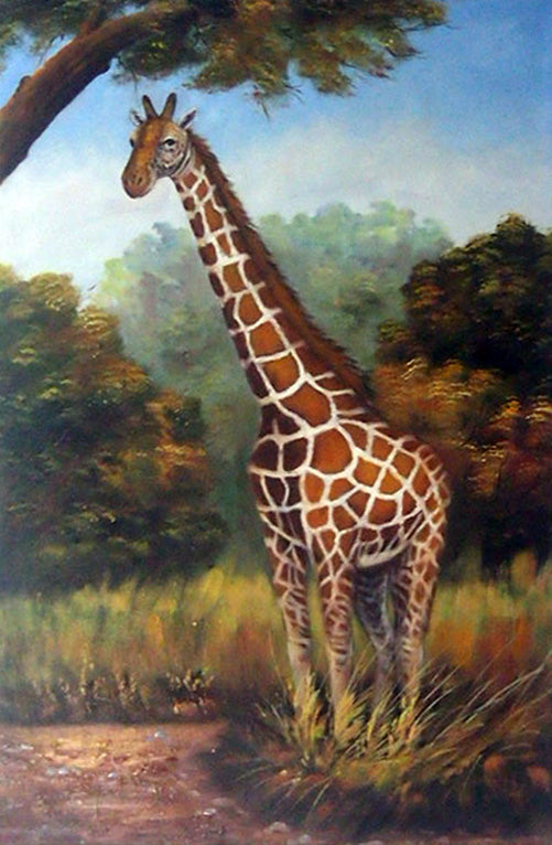 "AN3618023 - 24""x36"" Original Oil Painting"