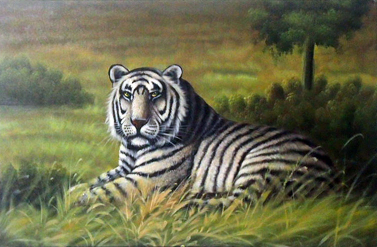"AN3618123 - 24""x36"" Original Oil Painting"