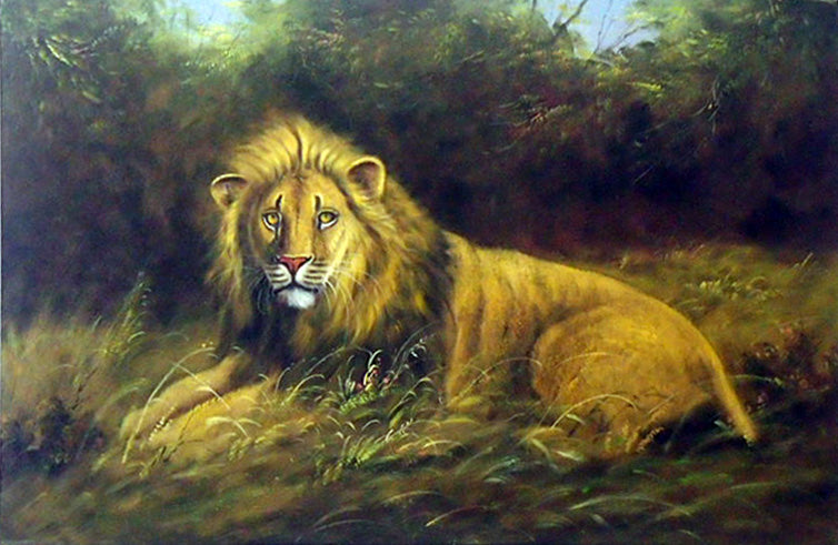 "AN3618131 - 24""x36"" Original Oil Painting"
