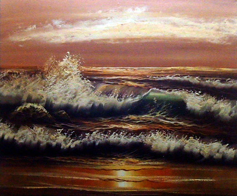 "BB2419493 - 20""x24"" Original Oil Painting"