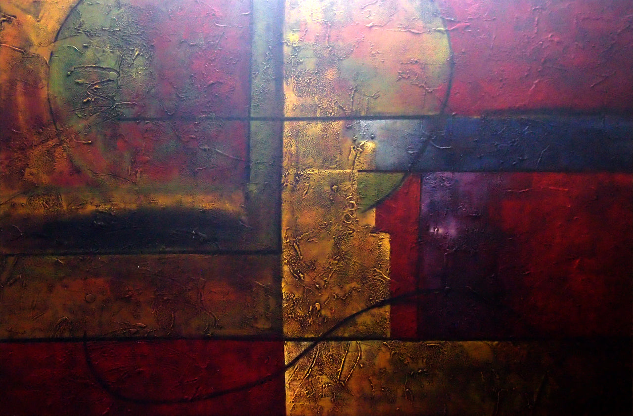 "CT5620254 - 40""x60"" Original Oil Painting"
