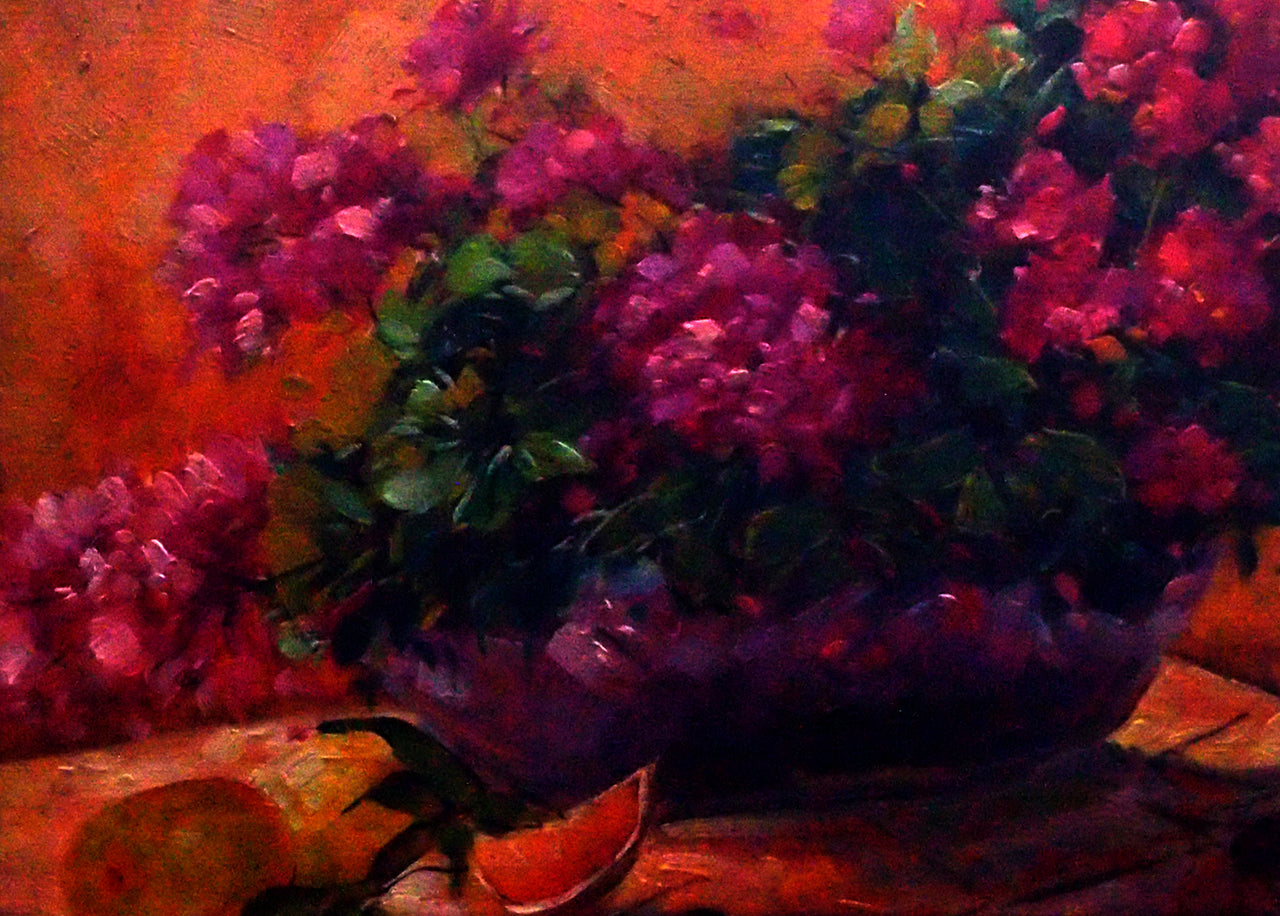 "FL1520266 - 12""x16"" Original Oil Painting"