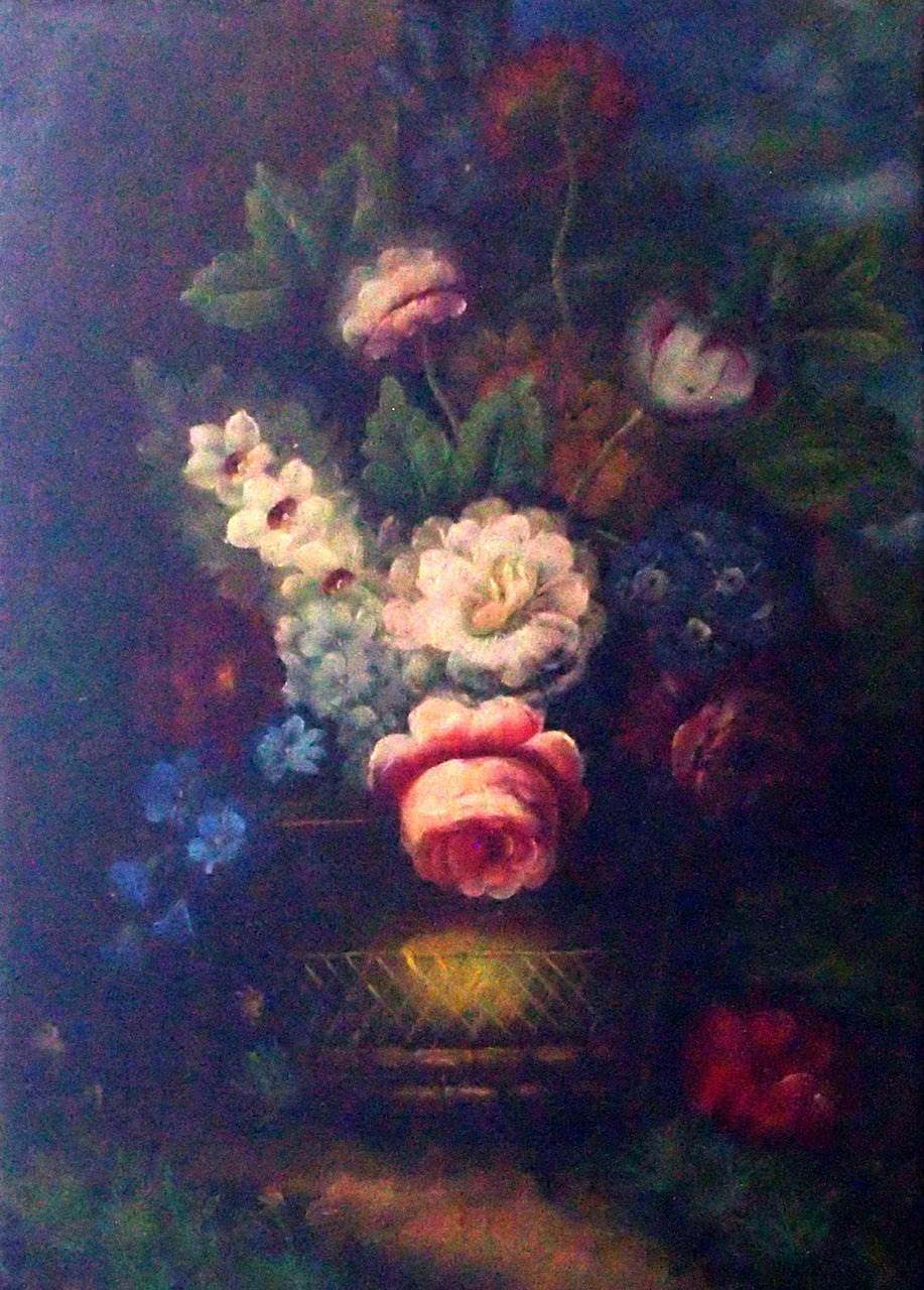 "FL1520278 - 12""x16"" Original Oil Painting"