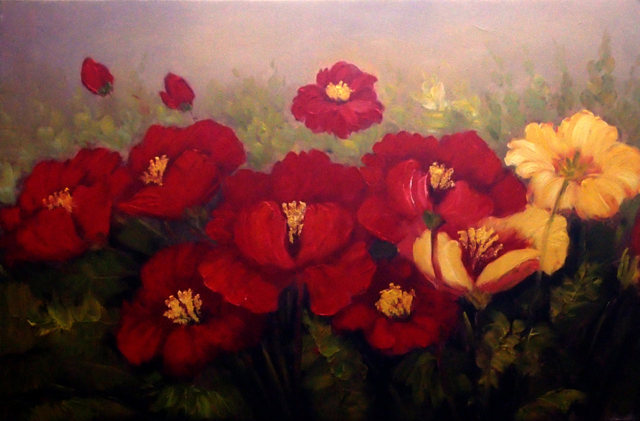 "FL3619860 - 24""x36"" Original Oil Painting"