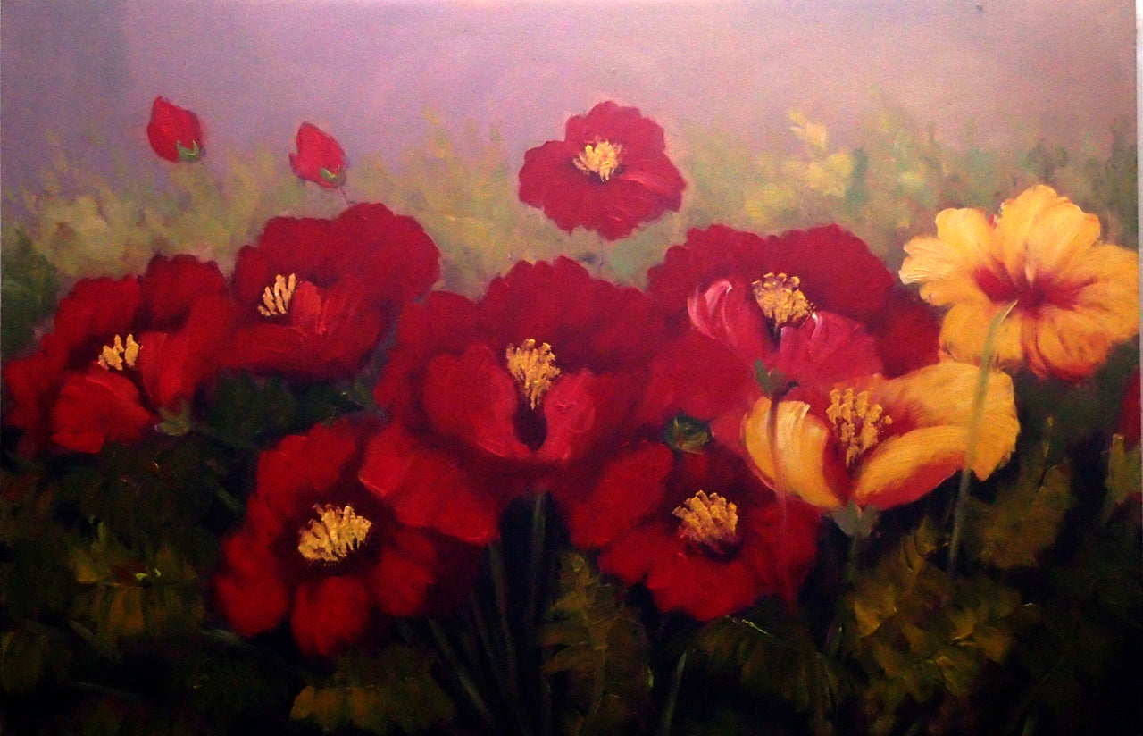 "FL3619877 - 24""x36"" Original Oil Painting"