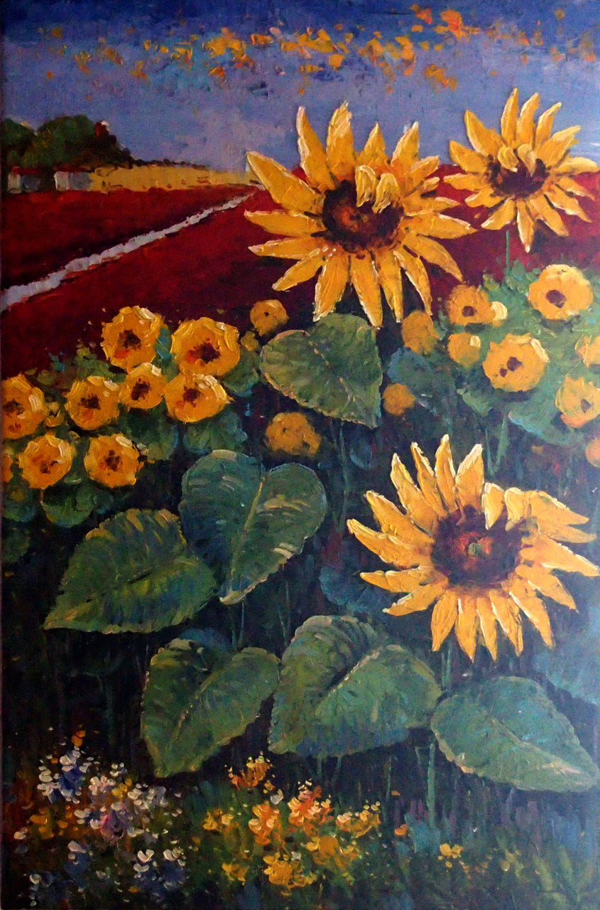 "FL3619968 - 24""x36"" Original Oil Painting"