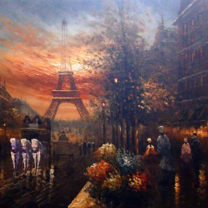 "FR5020579 - 24""x48"" Original Oil Painting"