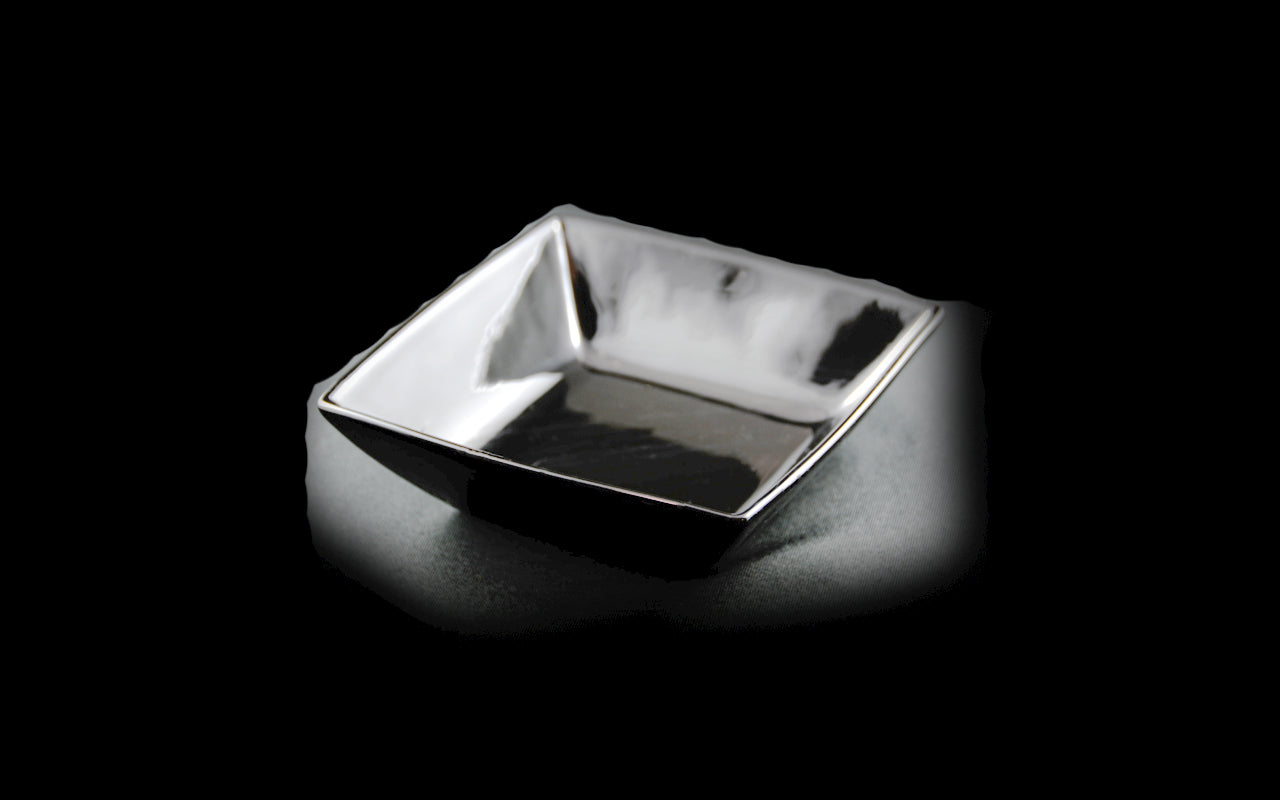HCCH4049 - Black Square Bowl