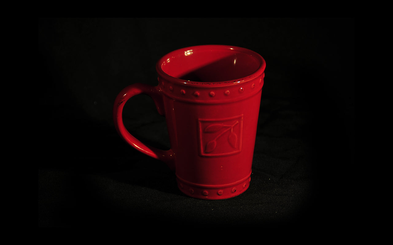 HCCH4686 - Red Mix N Match Mug