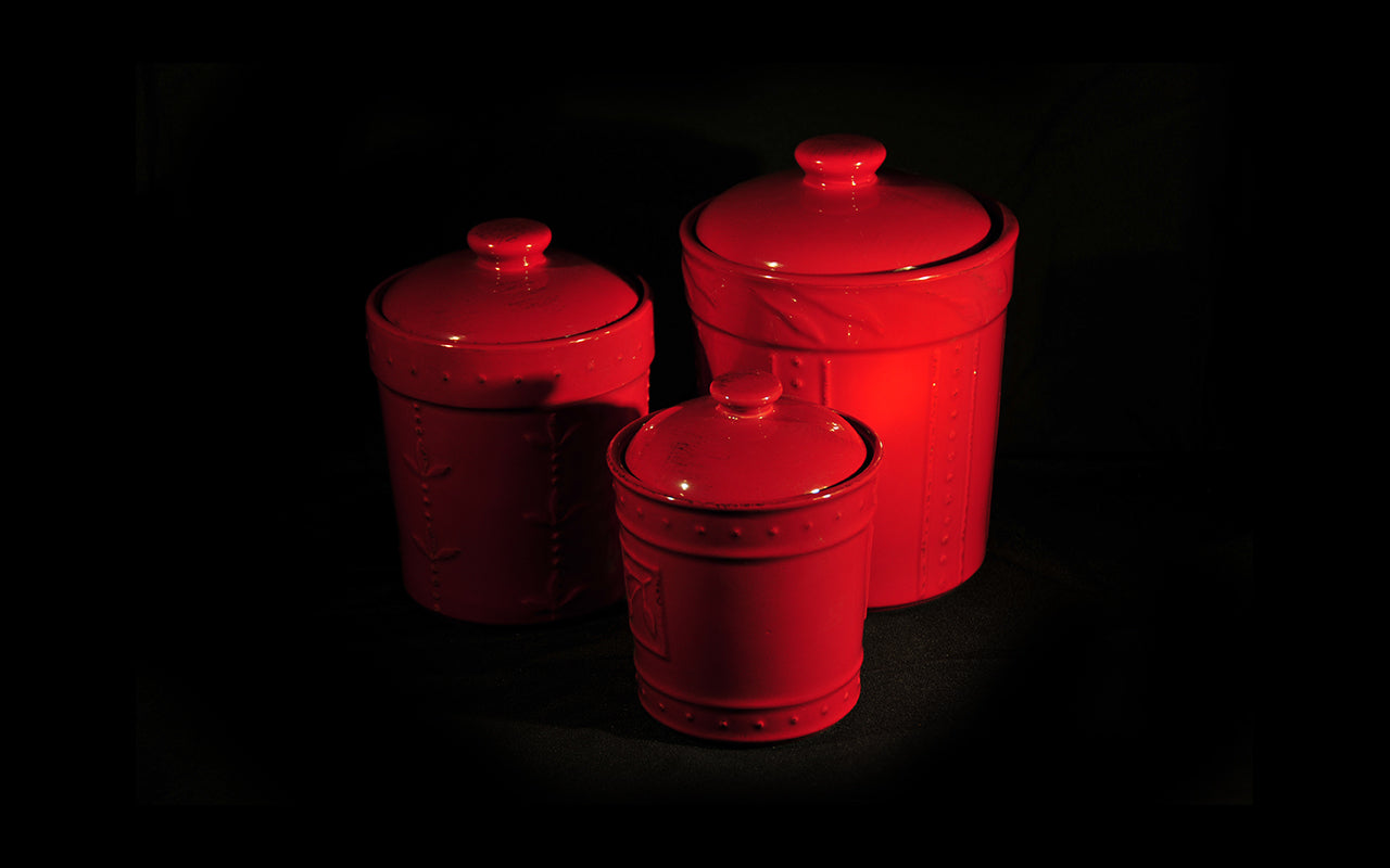 HCCH4688 - Red Mix N Match Small Cannister