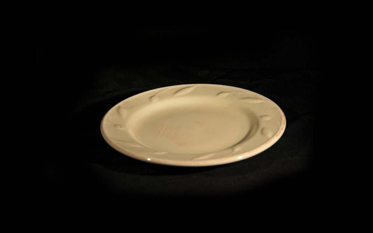 HCCH4695 - Cream Mix N Match Side Plate