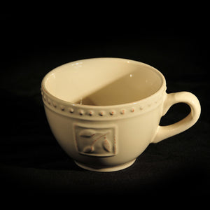 HCCH4703 - Cream Mix N Match Soup Mug