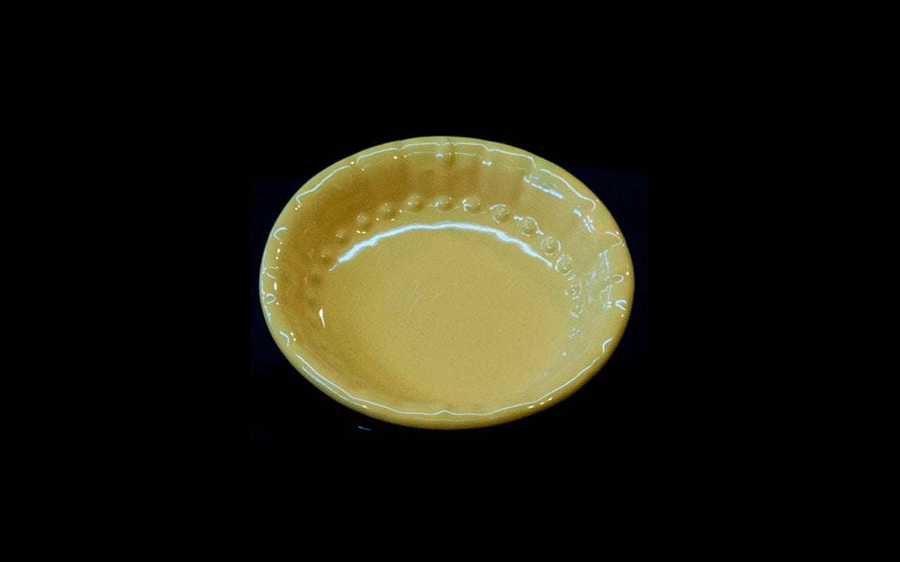 HCCH4722 - Mustard Mix N Match Tiny Dish