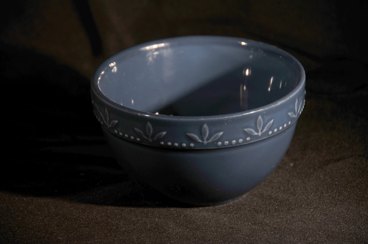 HCCH4731 - Blue Mix N Match Small Bowl