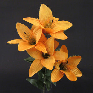 HCFL5856 - Orange Long Stem S Lily