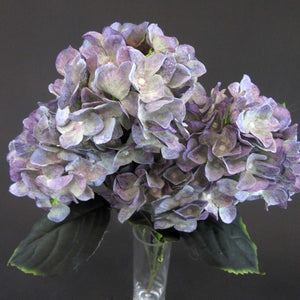 HCFL6002 - Blue Cherry Blossom Hydra Bouquet