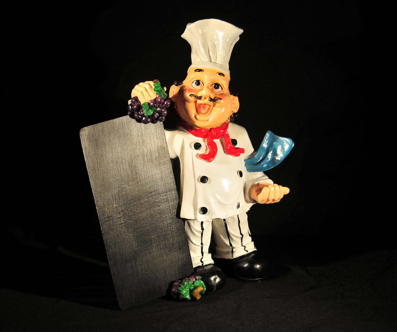 HCHD5077 - Chef with Writing Board