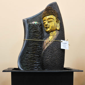 HCHD5174 - Curved Buddha Head Fountain