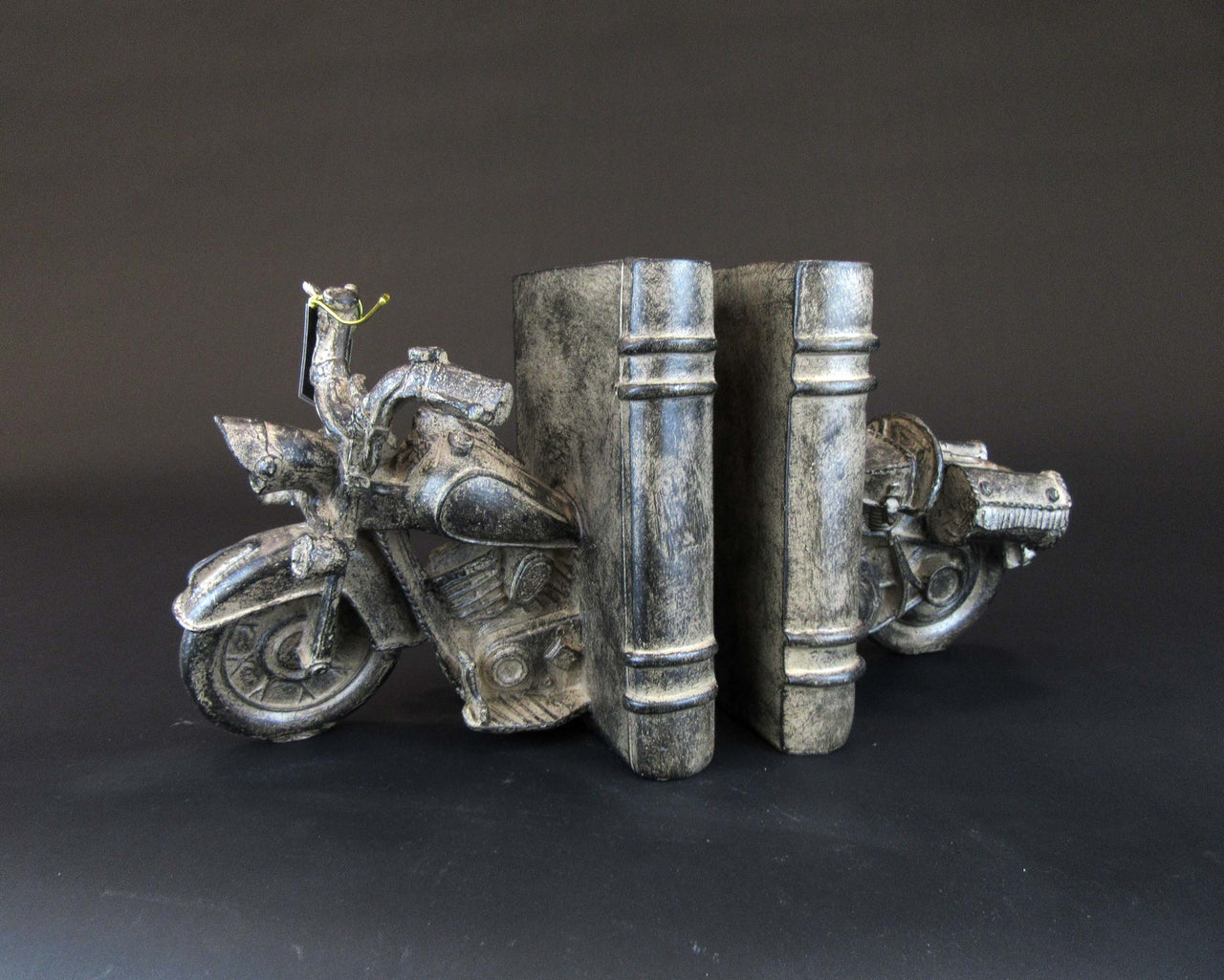 HCHD5226 - Motorcycle Bookends