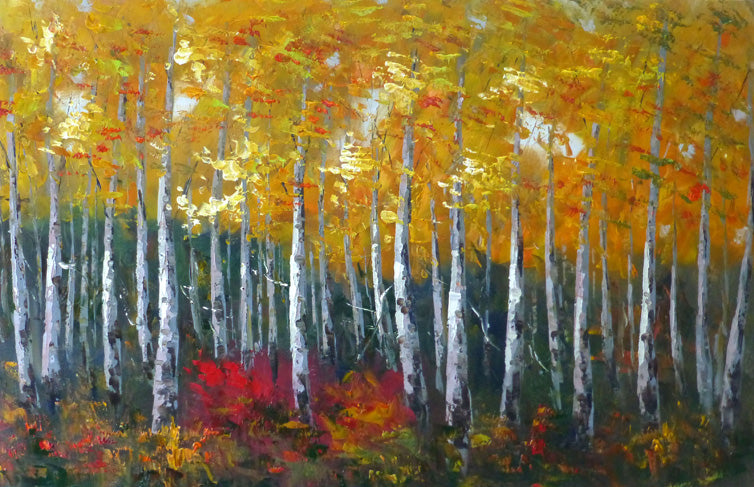"LS3614900 - 24""x36"" Original Oil Painting"