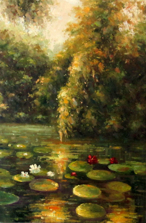 "LS3615727 - 24""x36"" Original Oil Painting"