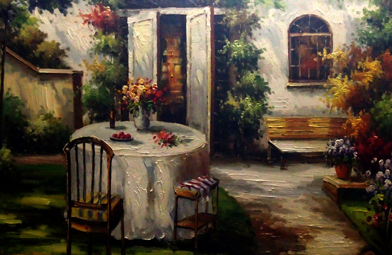"LS3619976 - 24""x36"" Original Oil Painting"