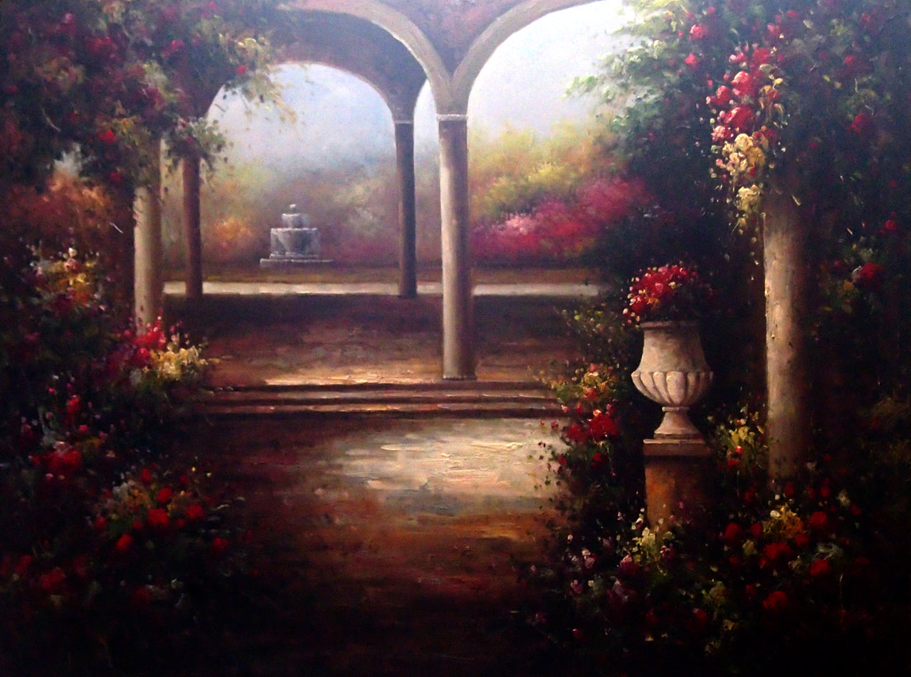 "LS4819763 - 36""x48"" Original Oil Painting"