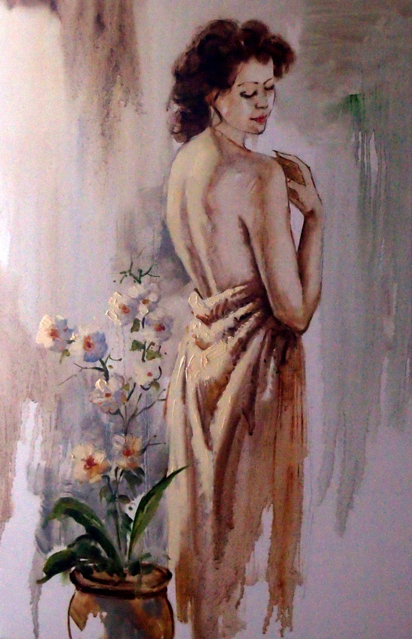 "PT3619863 - 24""x36"" Original Oil Painting"
