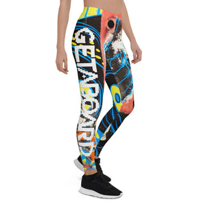 All-Over Print Leggings