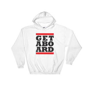 GETABOARD- RUN GAB- Hooded Sweatshirt
