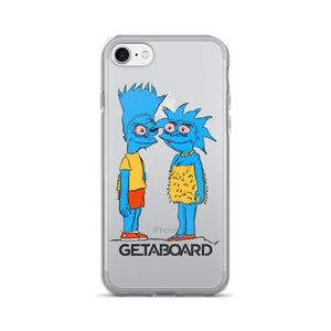 "Getaboard- Featured Artist: Maressa Roberts-""Brothers & Sisters"" iPhone 7/7 Plus Case:"