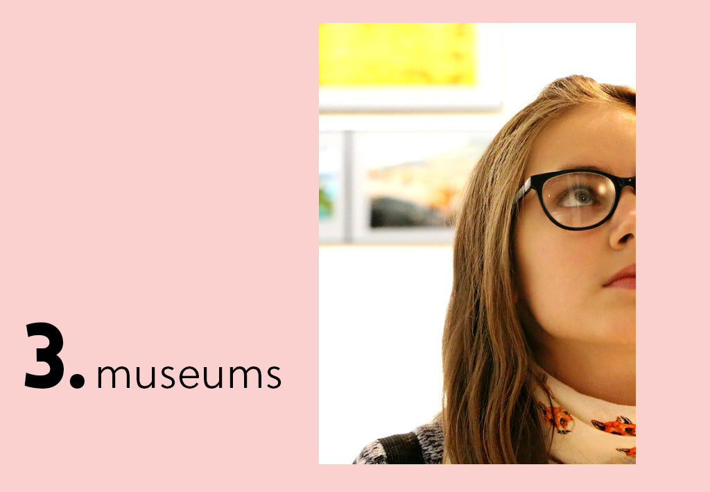 Day At The Museum For Kids