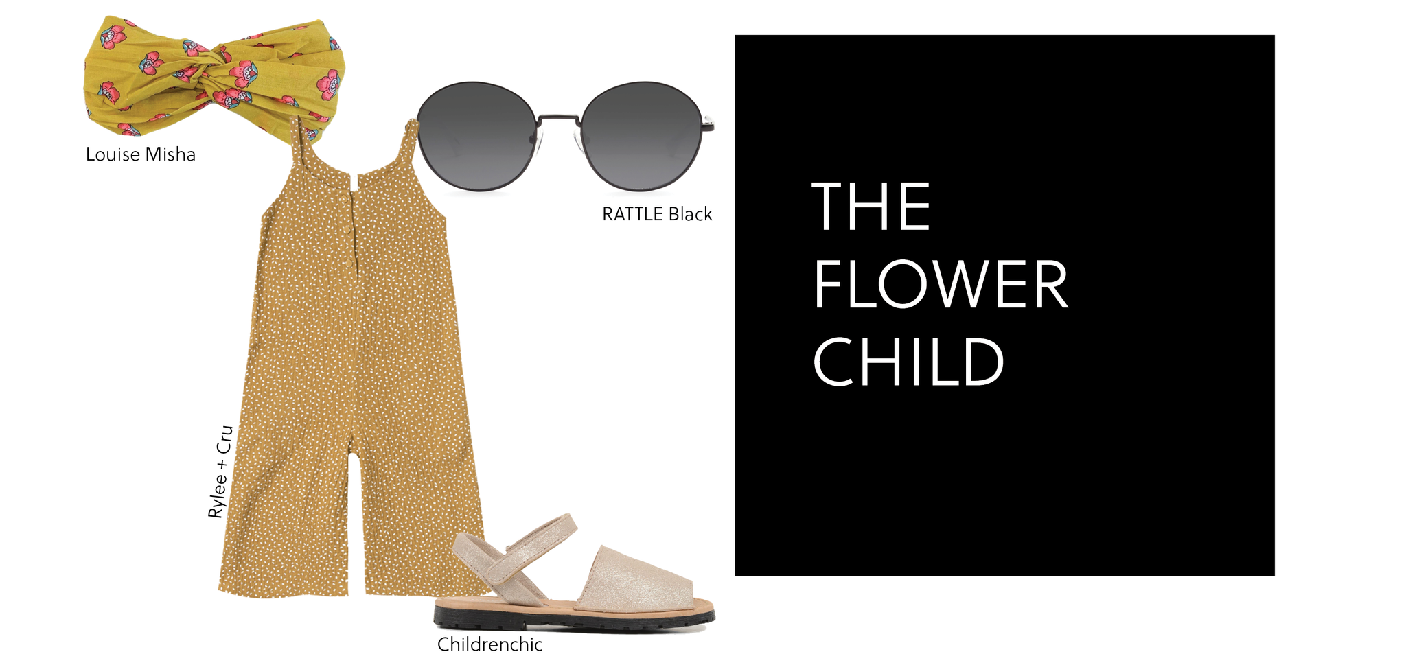 Hippy Chic Kids Festival Fashion