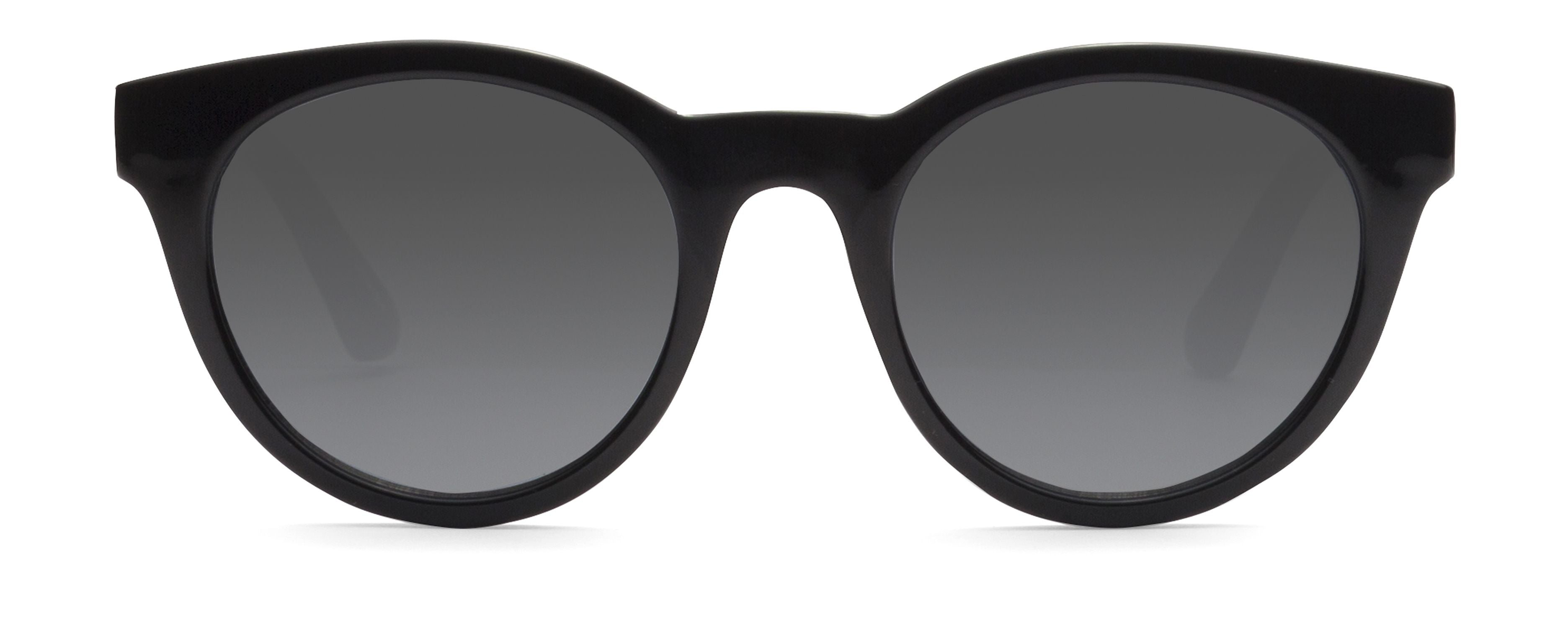 FIZZ Black JUNiA Kids Sunglasses