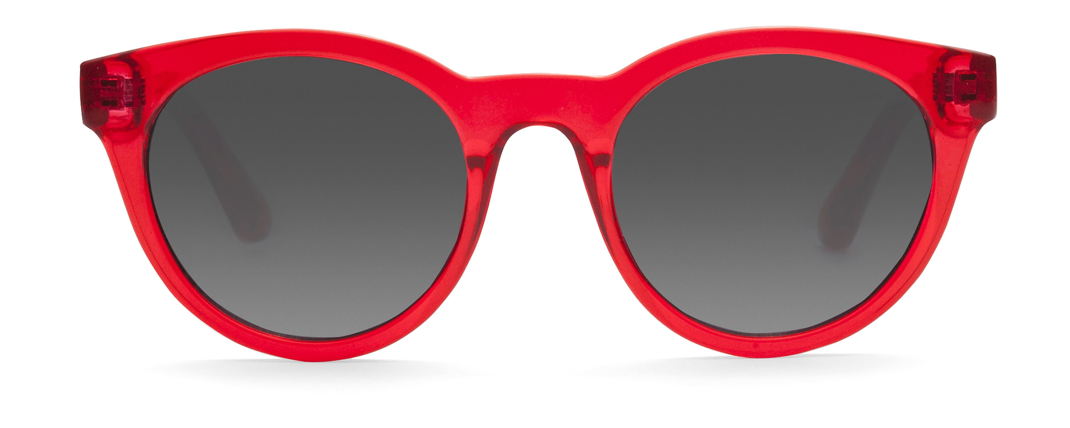 FIZZ Red JUNiA Kids Sunglasses