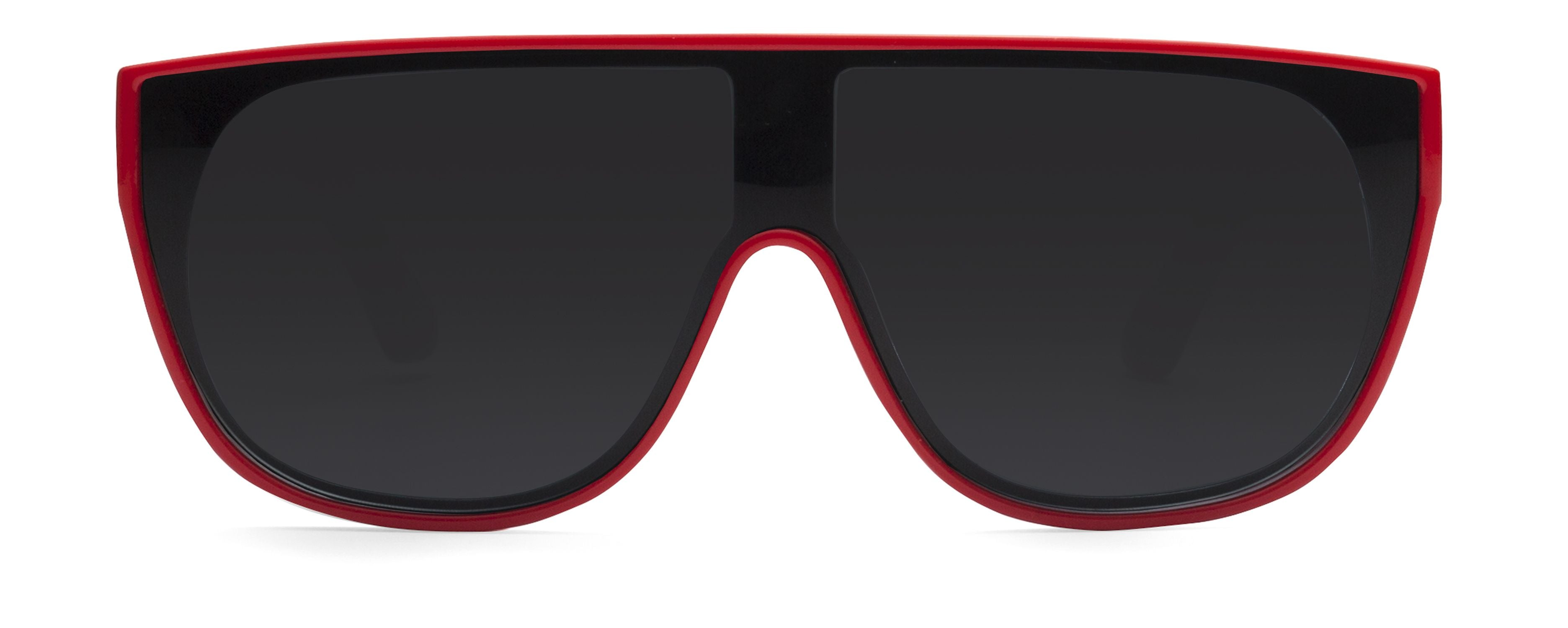 POW Red JUNiA Kids Sunglasses